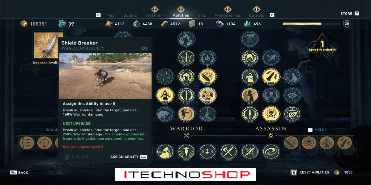 tutorial assassins creed odyssey itecnoshop 3