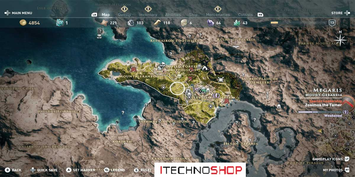 tutorial assassins creed odyssey itecnoshop 4