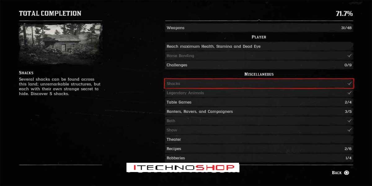 tutorial red dead 2 itecnoshop 9