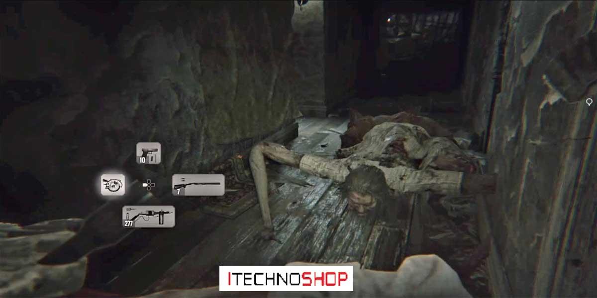 tutorial resident evil 7 itecnoshop 23