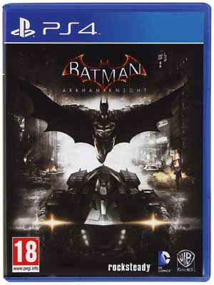 Batman Arkham Knight install game itecnoshop