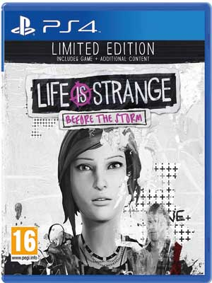 Life is Stranget install game itecnoshop