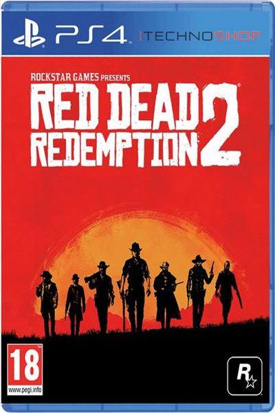 red dead redemption 2 ps4 sale itecnoshop