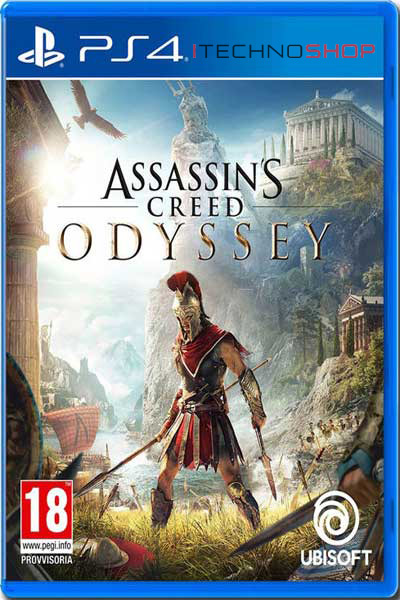 Assassins Creed Odyssey ps4 Sale itecnoshop
