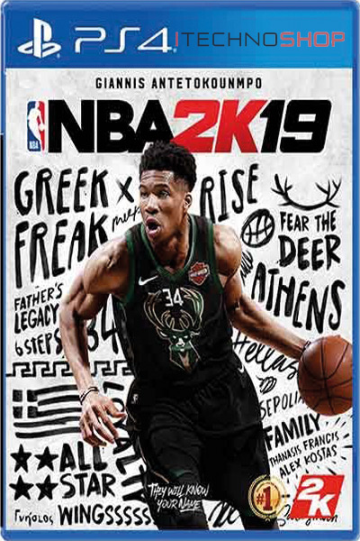 NBA2K19 ps4 sale itecnoshop