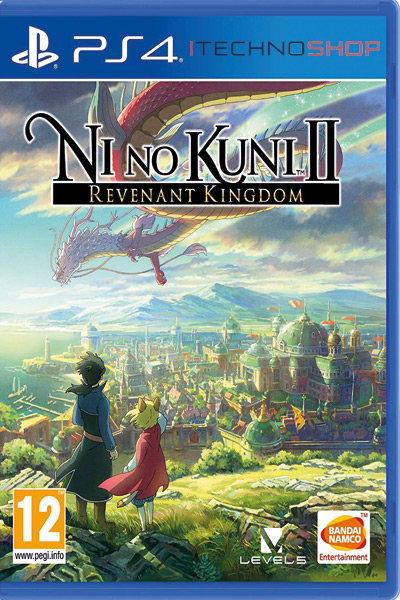 Nino Kuni2 ps4 sale itecnoshop