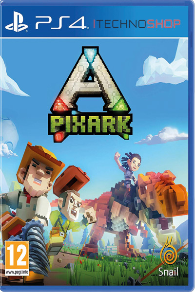 Pixark ps4 sale itecnoshop