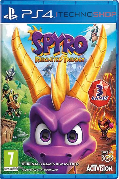 Spyro ps4 sale itecnoshop