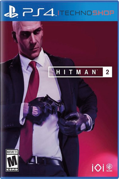 hitman 2 ps4 sale itecnoshop