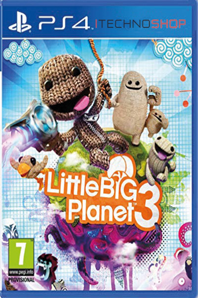 little big planet3 ps4 sale itecnoshop
