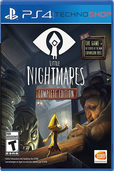 little nightmares complete edition sale itecnoshop