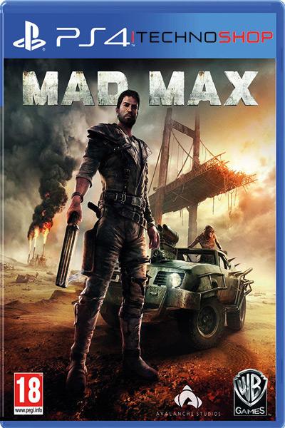 mad max ps4 sale itecnoshop
