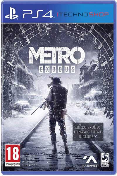 metro exdous ps4 sale itecnoshop