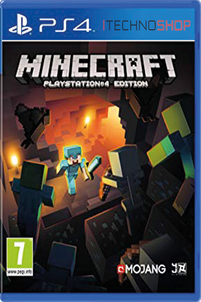 minecraft old ps4 sale itecnoshop