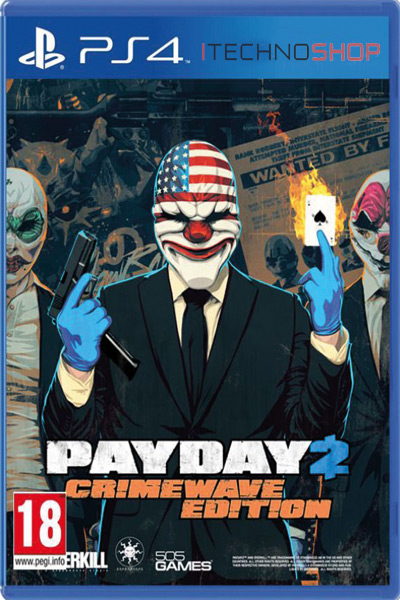 pay day2 the big score ps4 sale itecnoshop
