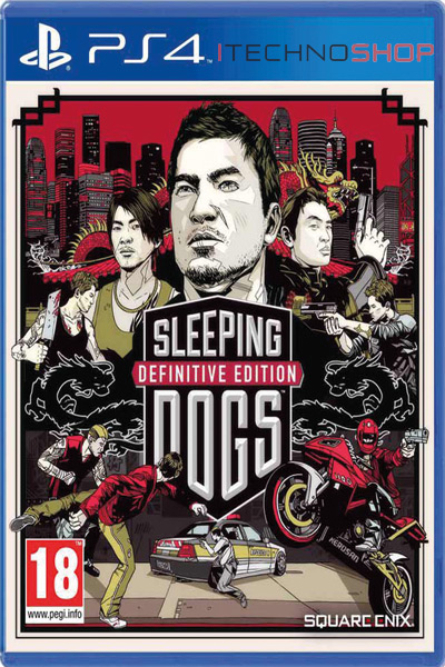 sleeping dogs ps4 sale itecnoshop
