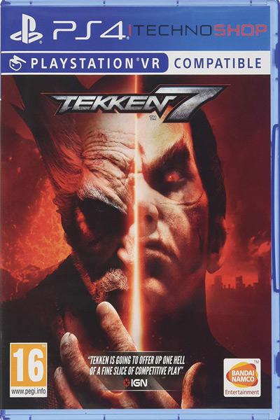 tekken 7 ps4 sale itecnoshop