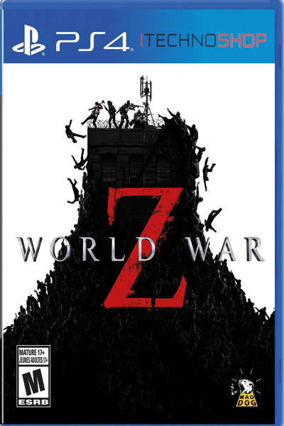 world war z ps4 sale itecnoshop