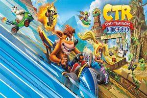 crash team racing ps4 game rent itecnoshop