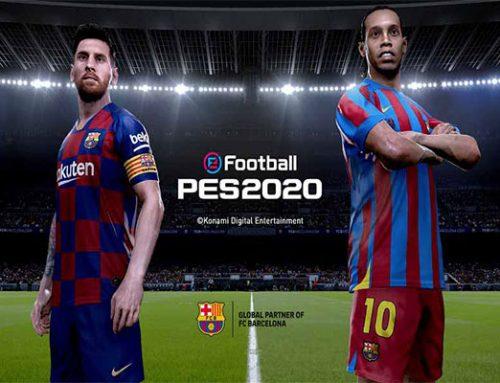 بررسی بازی eFootball PES 2020