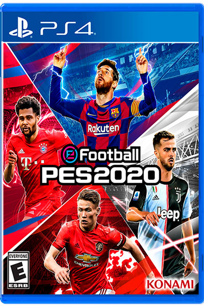pes 2020 ps4 game itecnoshop sale
