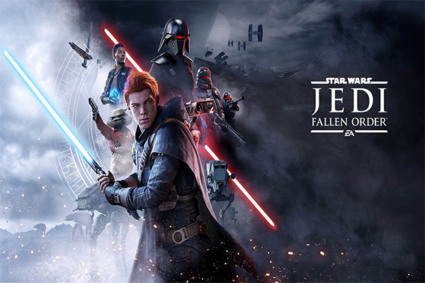 Star Wars Jedi Fallen Order rent ps4 game itecnoshop