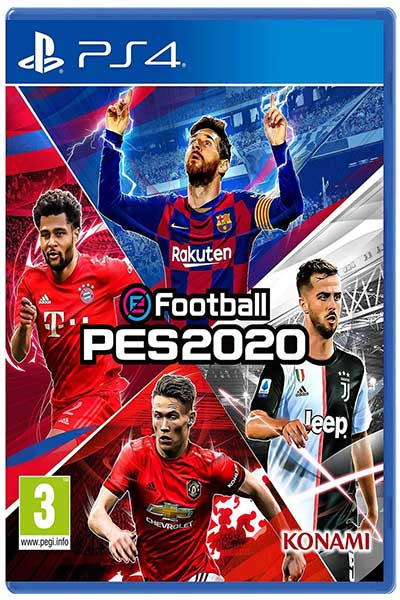 efootball pes 2020 rent ps4 game itecnoshop 1