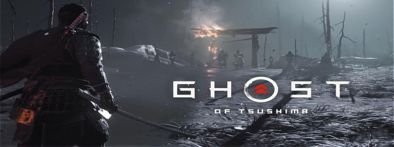ghost of tsushima itecnoshop