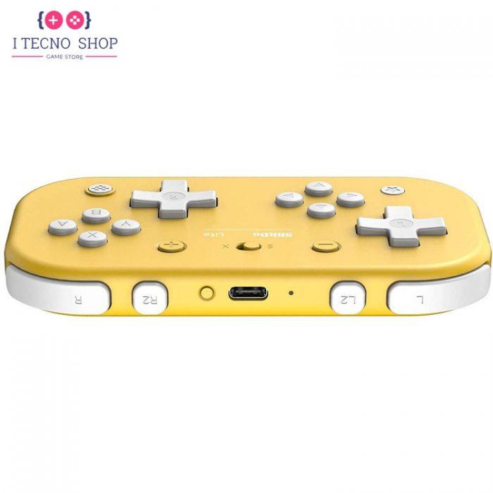 خرید کنترلر بیسیم 8BitDo Lite - زرد 2
