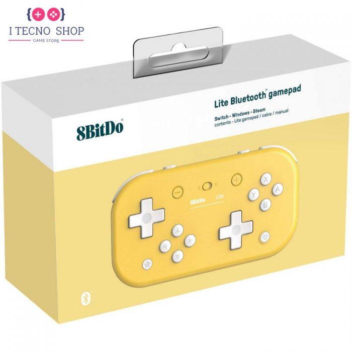 خرید کنترلر بیسیم 8BitDo Lite - زرد 1