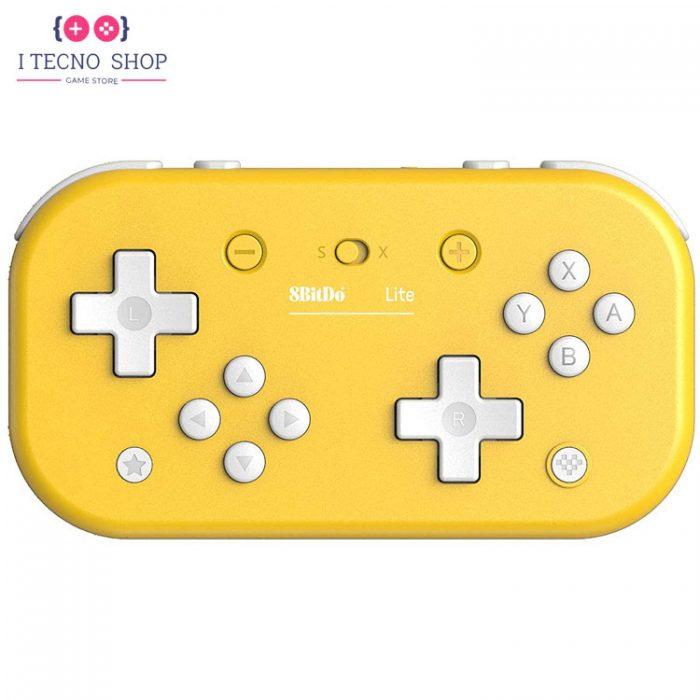 خرید کنترلر بیسیم 8BitDo Lite - زرد