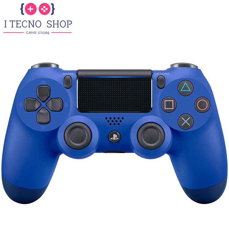 خرید DualShock 4(دسته بازی Playstation 4 ) سری جدید آبی