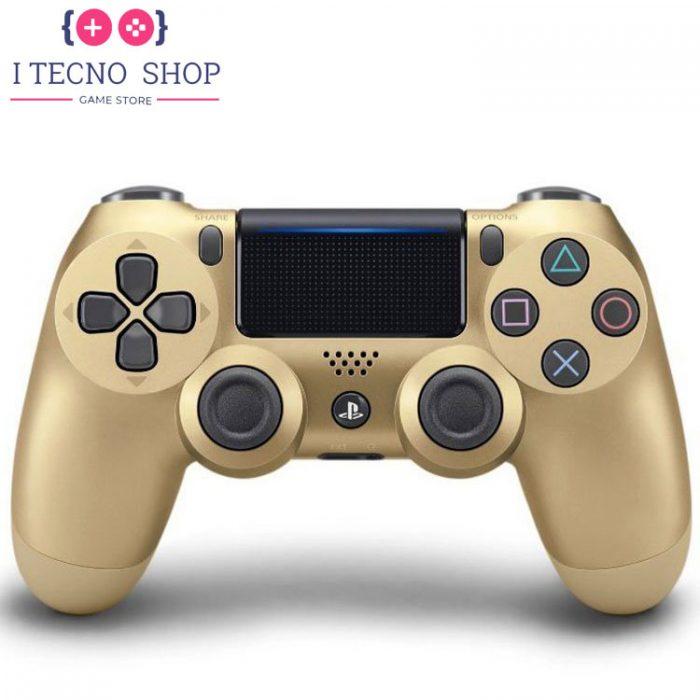خرید دسته پلی استیشن ۴ DualShock 4 طلایی