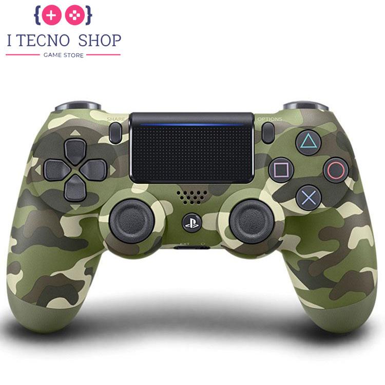خرید دسته پلی استیشن ۴ DualShock 4 سبز ارتشی