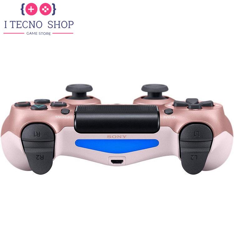 خرید DualShock 4 (کنترلر بازی پلیاستیشن 4) رزگلد
