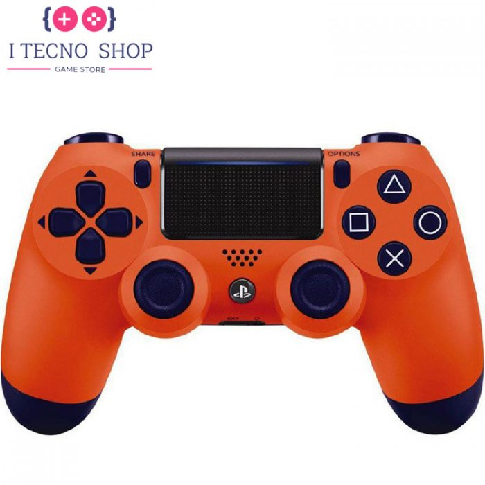 DualShock 4 Sunset Orange New Series PS4 itecnoshop