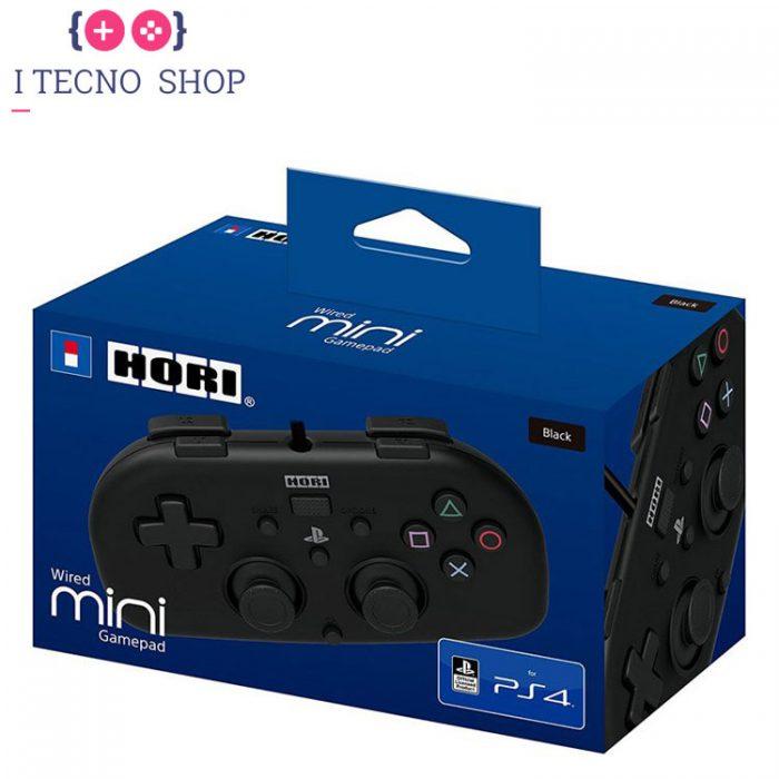 خرید کنترلر Mini پلی استیشن 4 (کنترلر Wired MINI) - مشکی-2