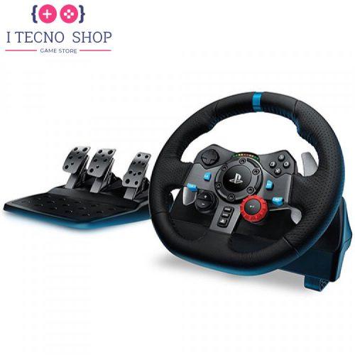 Logitech G29 Driving Force Race Wheel - PS4