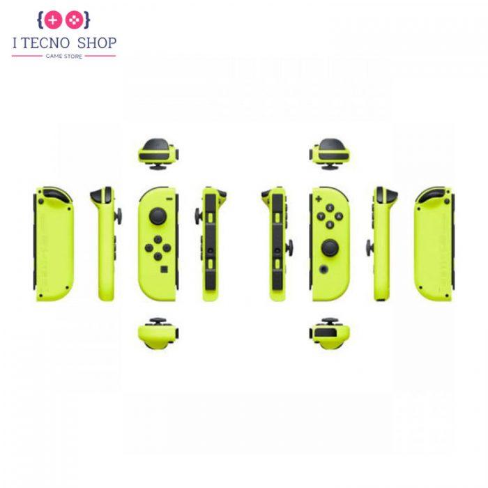 خرید کنترلر Joy-Con دوتایی | زرد 1