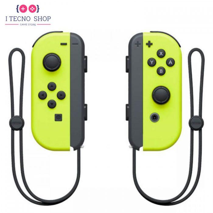 خرید کنترلر Joy-Con دوتایی | زرد 2