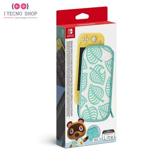 خرید کیف حمل و محافظ صفحه نینتندو سوییچ لایت - طرح Animal Crossing New Horizons
