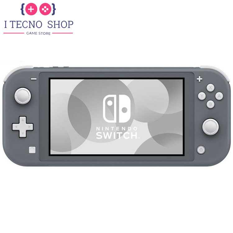 Nintendo Switch Lite Grey itecnoshop