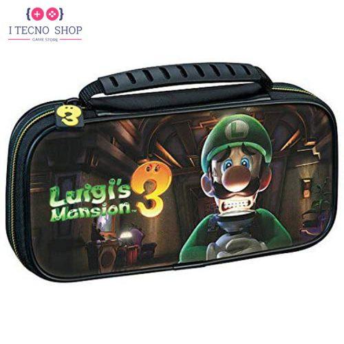 خرید کیف مسافرتی نینتندو سوییچ لایت - طرح بازی Luigi's Mansion