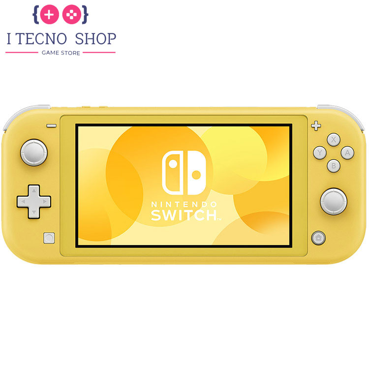Nintendo Switch Lite Yellow itecnoshop