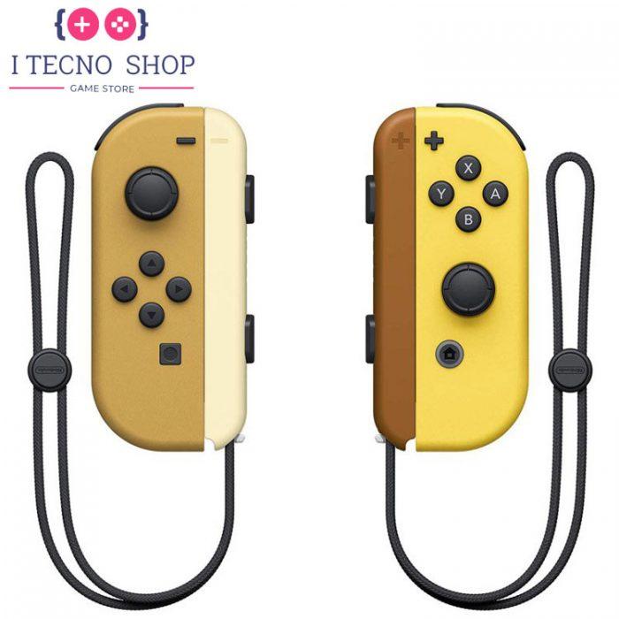 Nintendo Switch Pikachu Eevee Edition with Pokemon Let's Go Pikachu! Poke Ball Plus 2 itecnoshop