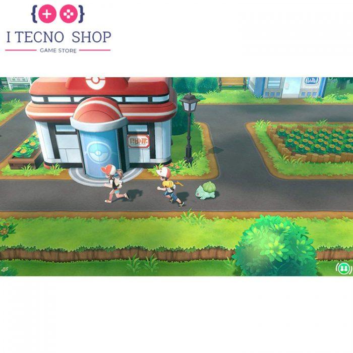 Nintendo Switch Pikachu Eevee Edition with Pokemon Let's Go Pikachu! Poke Ball Plus 8 itecnoshop