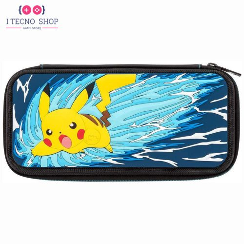 خرید کیف نینتندو سوییچ | طرح Nintendo Switch Pokemon Pikachu Battle Deluxe