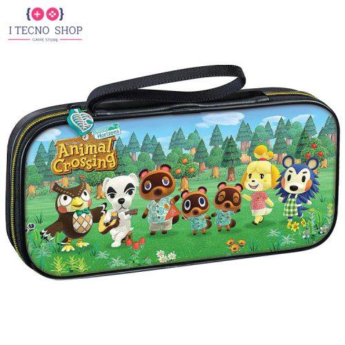 خرید کیف مسافرتی نینتندو سوییچ - طرح بازی Animal Crossing