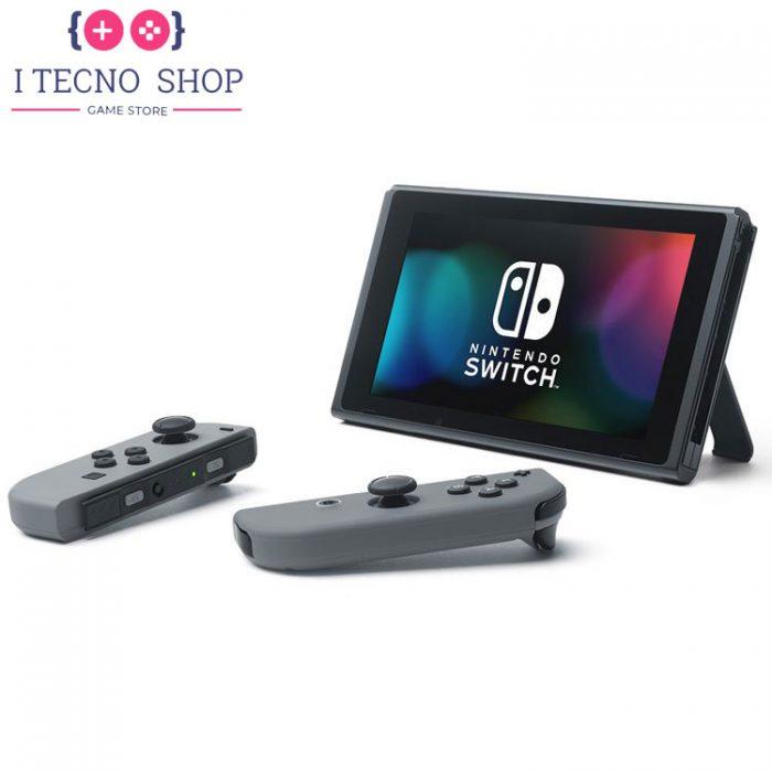 Nintendo Switch with Grey Joy Con HAC 001(-01) 1 itecnoshop
