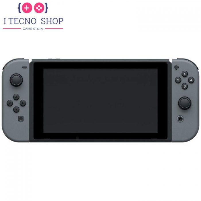 Nintendo Switch with Grey Joy Con HAC 001(-01) 5 itecnoshop
